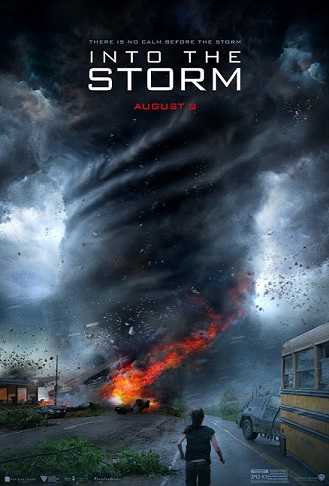 INTO THE STORM In Theaters August 8