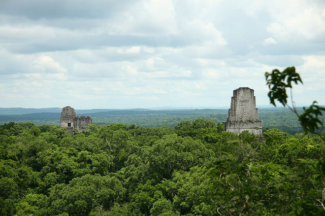 Tikal (Image via Flickr)
