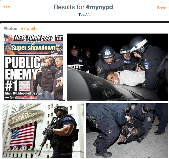 #myNYPD hashtag mishap: The Dangers or Benefits of Hashtagging?