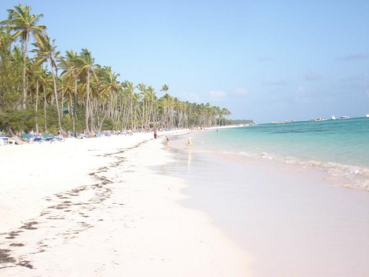 Bavaro Beach (Image via Panoramio)