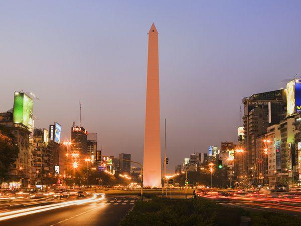 Buenos Aires Obelisk (Image via Best Tourism)