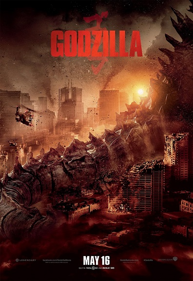 "GODZILLA ""Summer Pack"" Giveaways Until May 16"