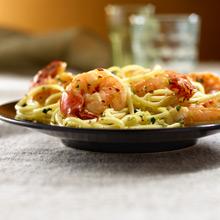 Recipe: Elegant Shrimp Pasta by GOYA
