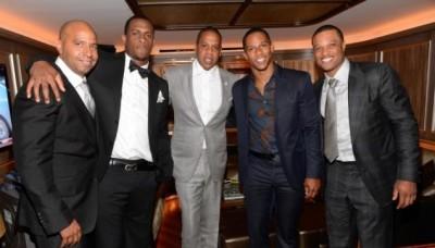 Juan-OG-Perez-Geno-Smith-Jay-Z-Victor-Cruz-and-Robinson-Cano