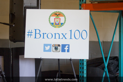 BOROUGH PRESIDENT DIAZ KICKS OFF BRONX WEEK 2014