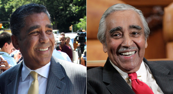 Did Latinos vote in First Dominican-American Congressman? Is Charles B. Rangel Out?