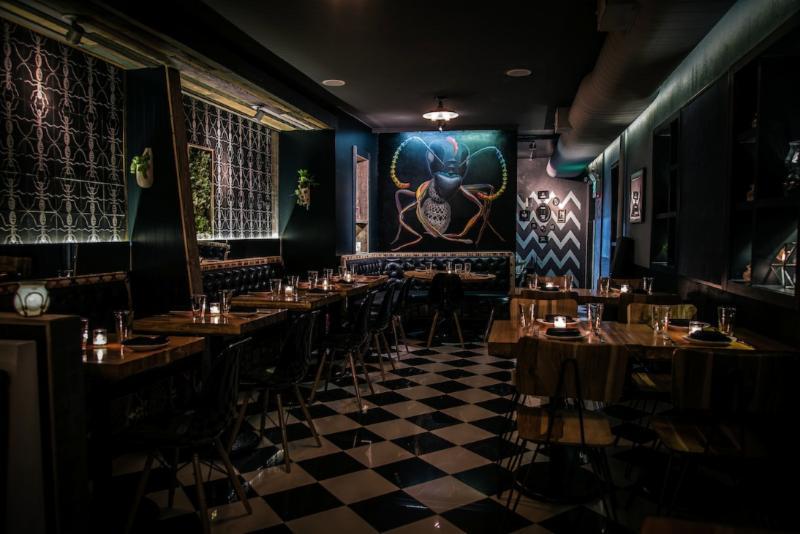 Spanish Restaurants NYC: The Black Ant