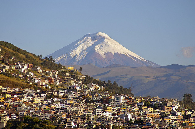 Cotopaxi (Image via Flickr: Malcolm Surgenor)