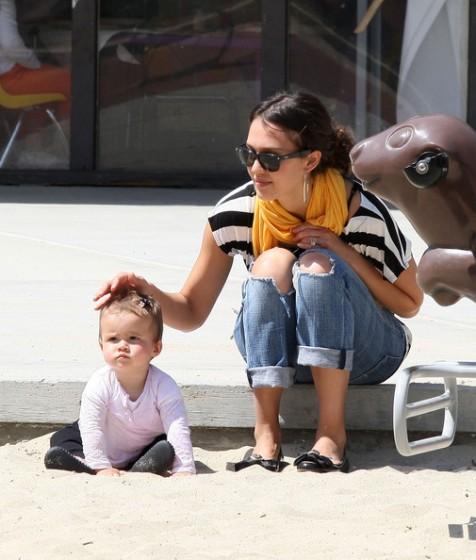 Jessica+Alba+Kids