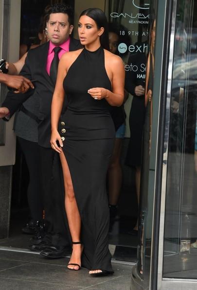 Kim Kardashian-West Is Always On