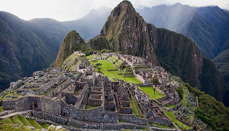 Machu Picchu in Peru (Image via Backroads)