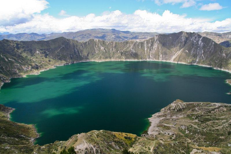 Quilotoa (Image via TripAdvisor)