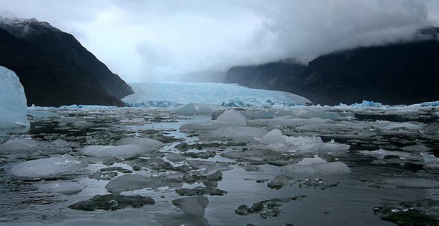 San Rafael Glacier (Image via Flickr)