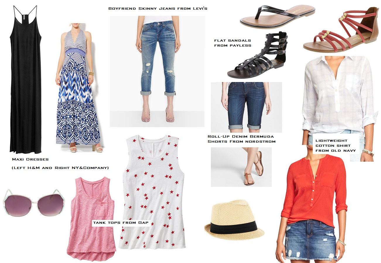 Mommy Wardrobe Essentials
