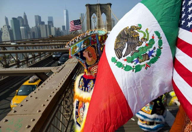 Social Connectivity: Facebook page aims to connect hundreds of Mexicans living in NYC