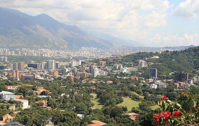 Caracas, Venezuela (Image Via Blog Sunshine)