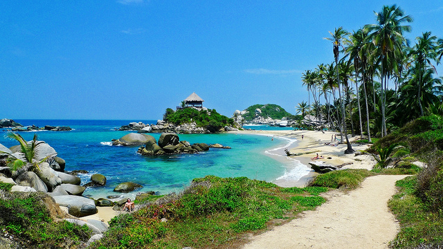 El Cabo, Tayrona National Park (Image Via Flickr)