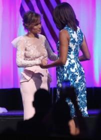 MichelleObamaJenniferLopezLULAC