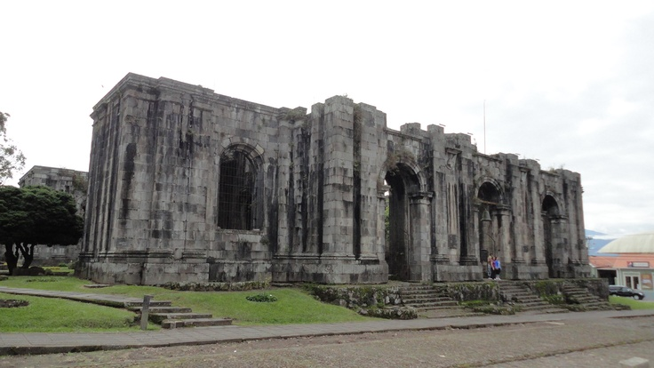 Cartago Ruins (Image via Pinterest)