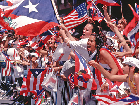 Celebrating the 54th annual puerto rican heritage festival for Puerto rican