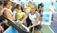 """MONICA PUIG BRINGS """"PICA POWER"""" TO U.S. OPEN"""