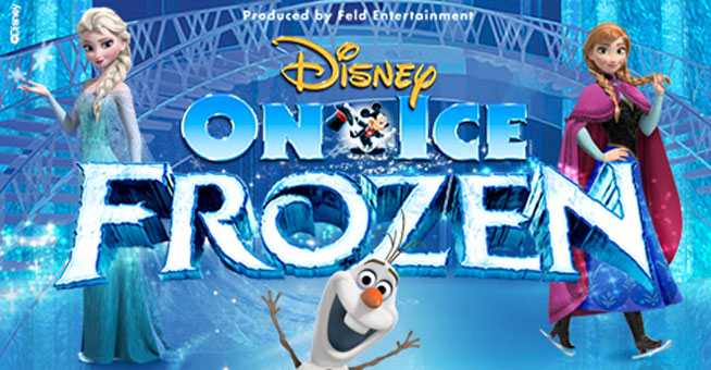Disney's 'FROZEN' @ Barclays… An Ice Cold Emotional Performance