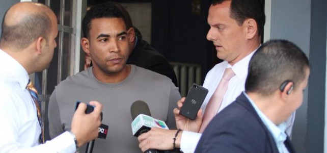 DON OMAR DETAINED IN PUERTO RICO