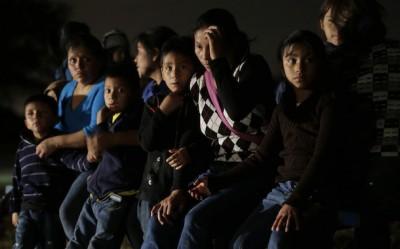 APTOPIX Immigration Overload Hot Spot