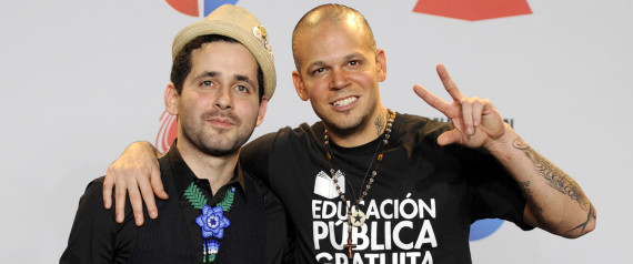 CALLE 13 IS LATIN GRAMMY 2014 AWARD PRE- FAVORITES