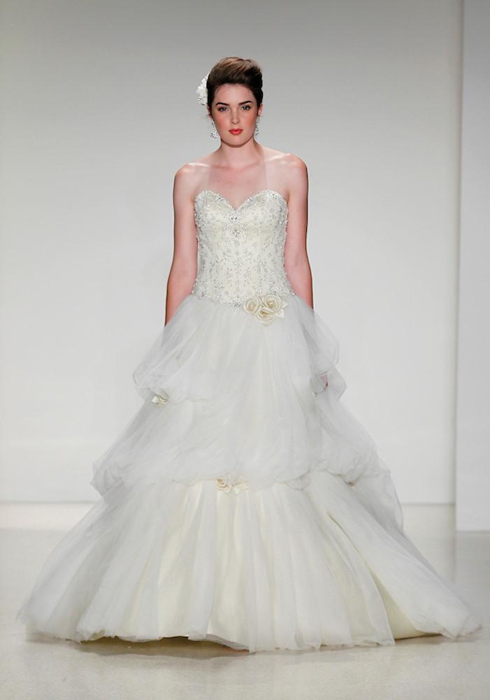 2015 disney s fairy tale weddings dress collection disney