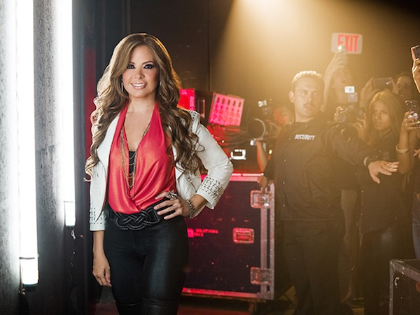 'A Toda Gloria,' Gloria Trevi's First Reality Show Hits the Airwaves!
