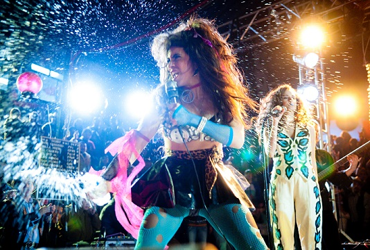 Gloria Trevi. From running a sex cult to prison to acquittal…The Movie!
