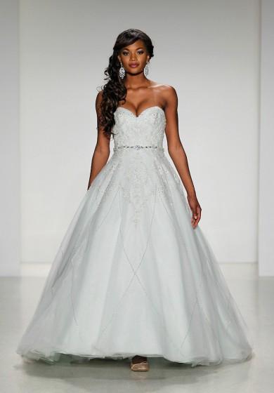 Vestido Noiva Princesa Tiana
