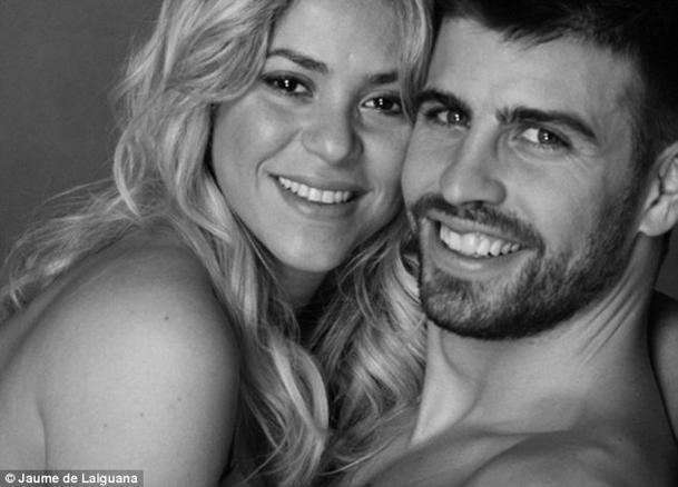 Shakira… A Mom, A Sister, A Best Friend.