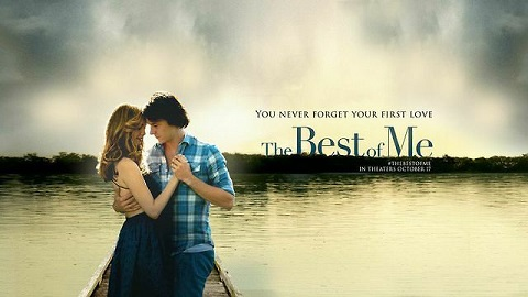 THE BEST OF ME MOVIE GIVEAWAY starring James Marsden and Michelle Monaghan.