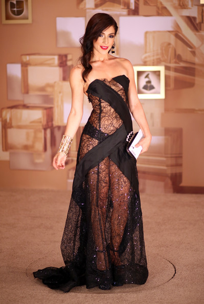 Latin GRAMMY Awards: How much lace is too much lace?