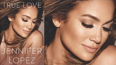 Jlo - true love book