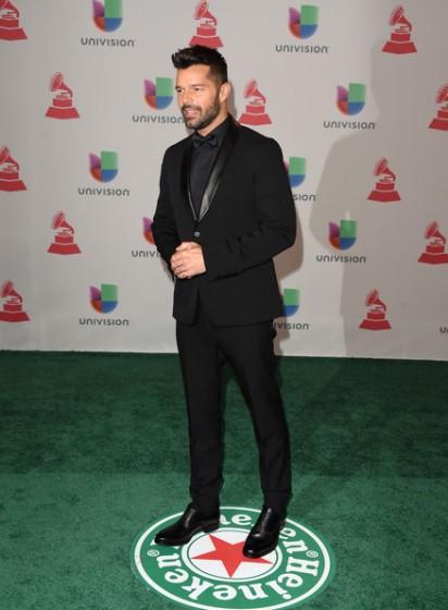 Ricky+Martin+Green+Carpet+Arrivals+Latin+Grammy+7xK2dFLNMSgl