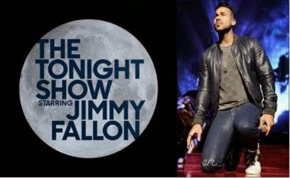 "Romeo Tonight on ""The Tonight Show"" with Jimmy Fallon."