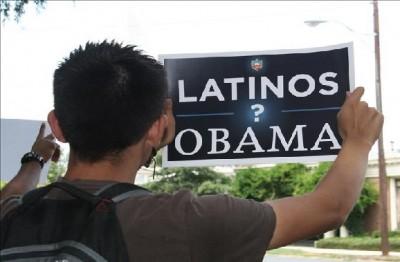 latino vote obama