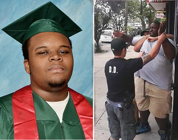 eric garner A grand jury has refused to indict the officer responsible for eric garner's death now we need to change the insane policies that lead to his killing.