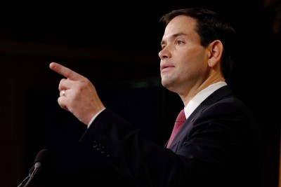 Sen. Rubio (R-FL) Discusses Obama's Shift In Cuba Policy