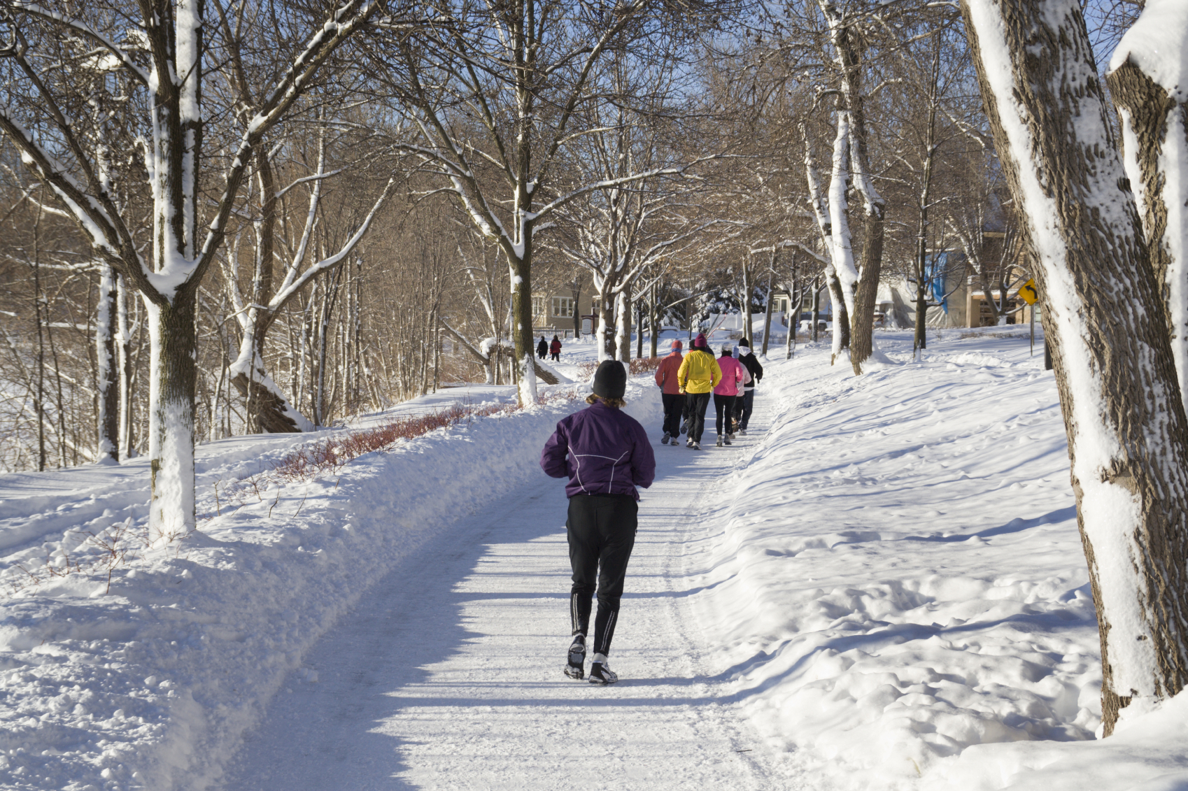 5 Motivations To Stay Active This Winter