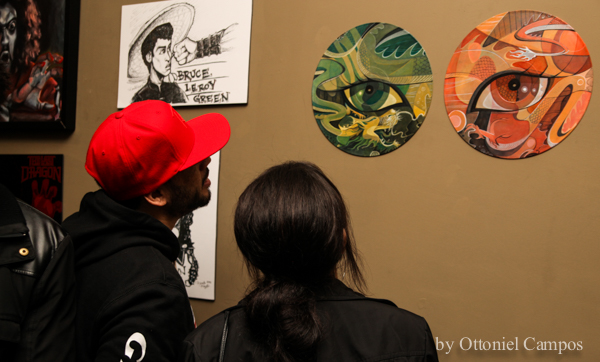 Artists Celebrate The Last Dragon with Art Show