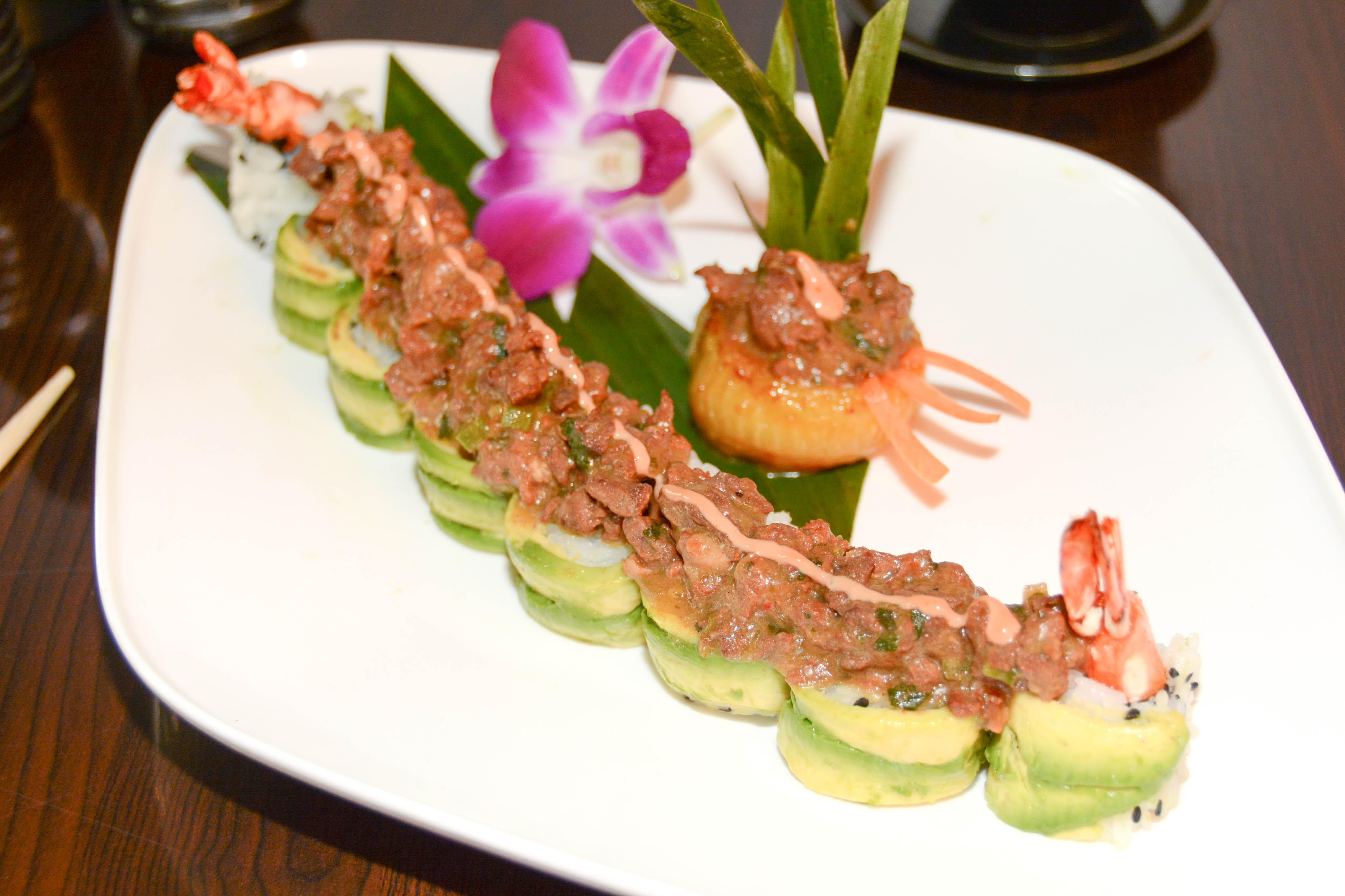 Sushi aplatanado una exquisita fusion de gastronomia for Akane japanese fusion cuisine new york ny