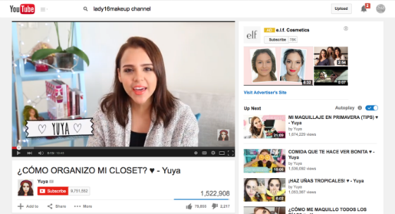 These Latina YouTubers Are Making More Money Than You