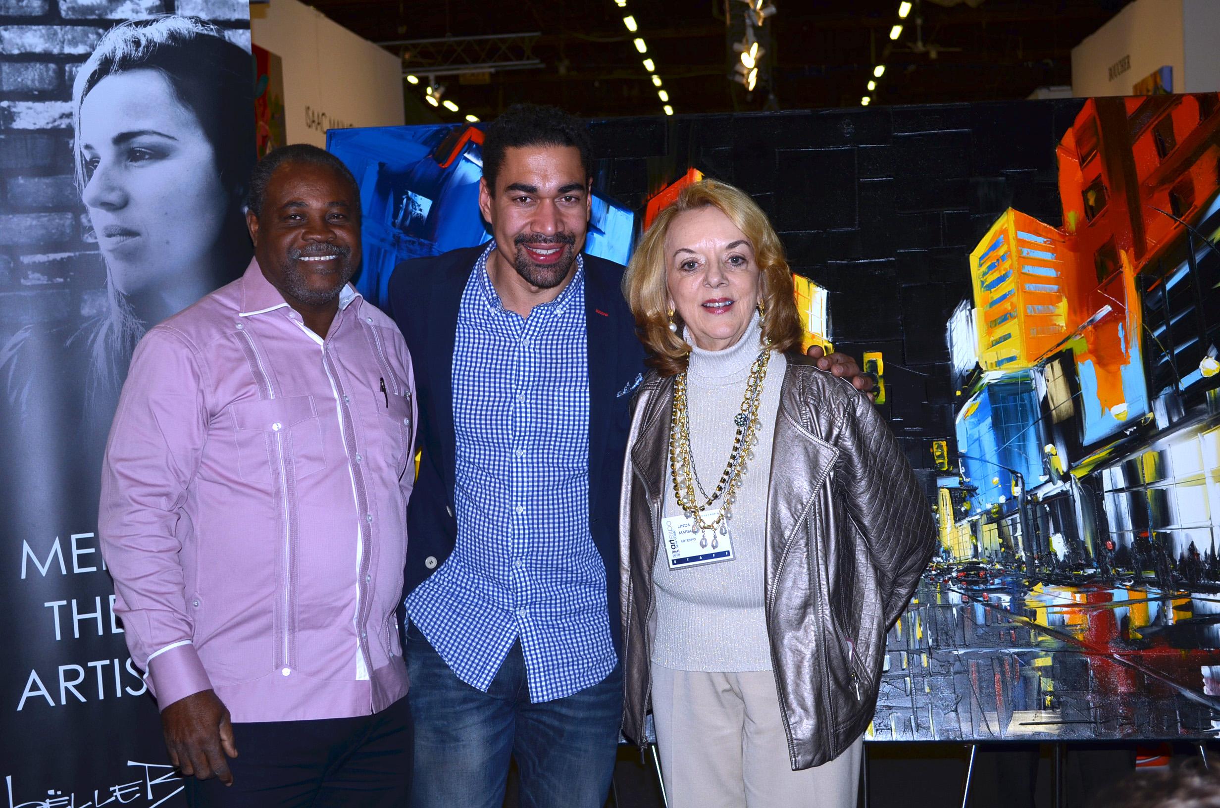 DESTACADA PARTICIPACION DE  ARTISTAS PLASTICOS DOMINICANOS EN ARTEXPO 2015