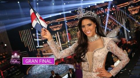 Dominican Republic Wins 2015 Nuestro Belleza Latina