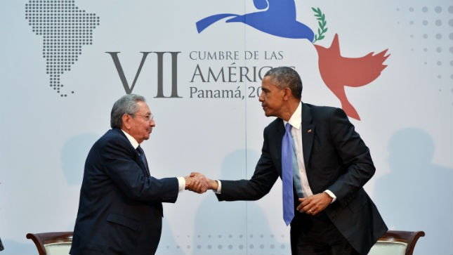 Condemning Progress with Cuba: Two Latino Politicians against Cuba's terrorism list removal
