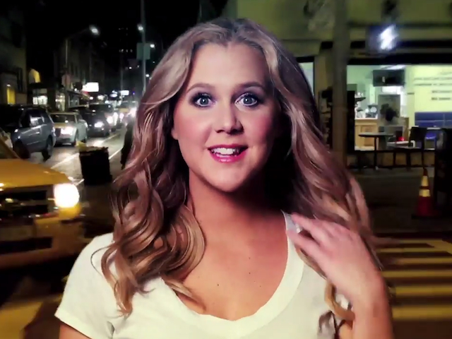 Not Such A Blind Spot: Comedian Amy Schumer addresses Racist comment